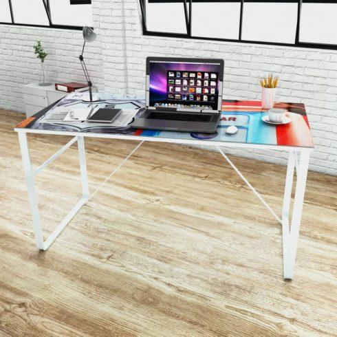 Egyedi négyszögletű íróasztal